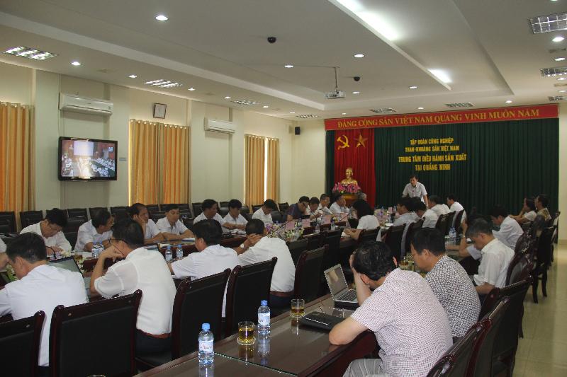 Hội nghị giao ban tháng 7/2018 điểm cầu Hạ Long