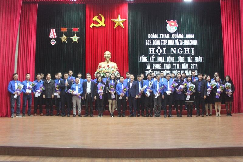 Đoàn Thanh niên Than Hà Tu triển khai nhiệm vụ năm 2018