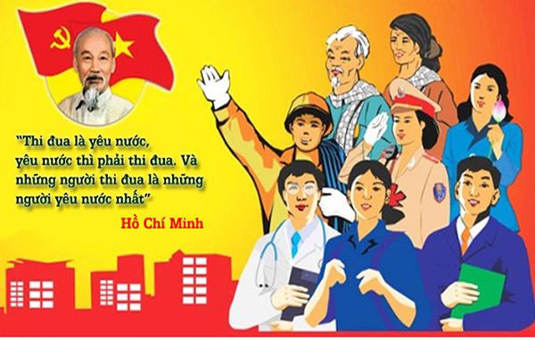 Phát động phong trào thi đua kỷ niệm 70 năm Ngày Chủ tịch Hồ Chí Minh ra Lời kêu gọi thi đua ái quốc