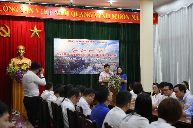 Gặp gỡ, giao lưu ĐĐB thanh niên Khu tự trị Dân tộc Choang