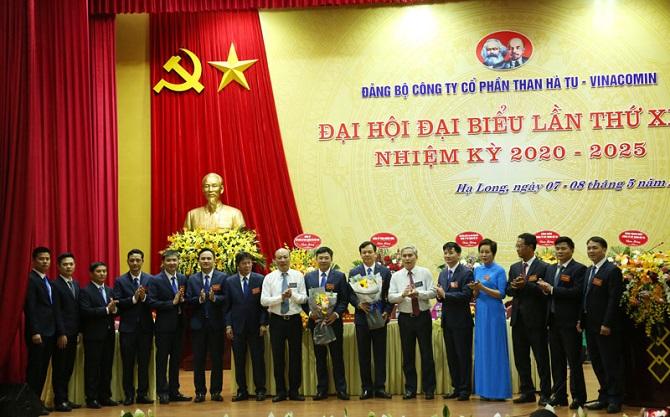 Đảng bộ Công ty CP Than Hà Tu, nhiệm kỳ 2020-2025: An toàn - Đổi mới - Phát triển