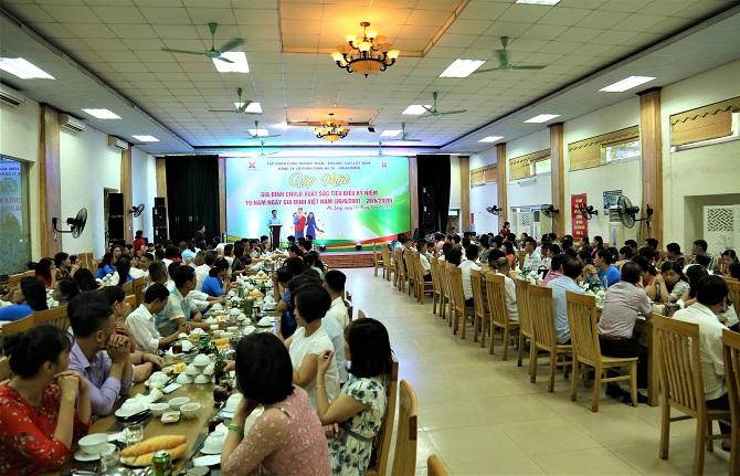 Than Hà Tu - Vinacomin: Tổ chức gặp mặt gia đình CNVCLĐ xuất sắc tiêu biểu nhân dịp kỷ niệm 19 năm ngày Gia đình Việt Nam năm 2020